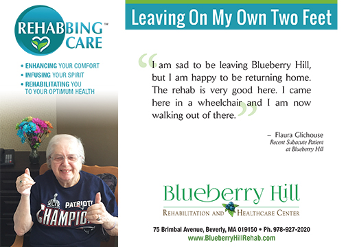 Rehabbing Care Blueberry Hill Marquis Health Services